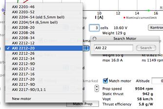 Drive Calculator Manual
